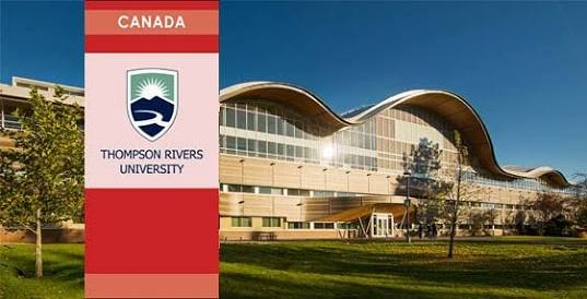 Online Degrees; Thompson Rivers University, Canada